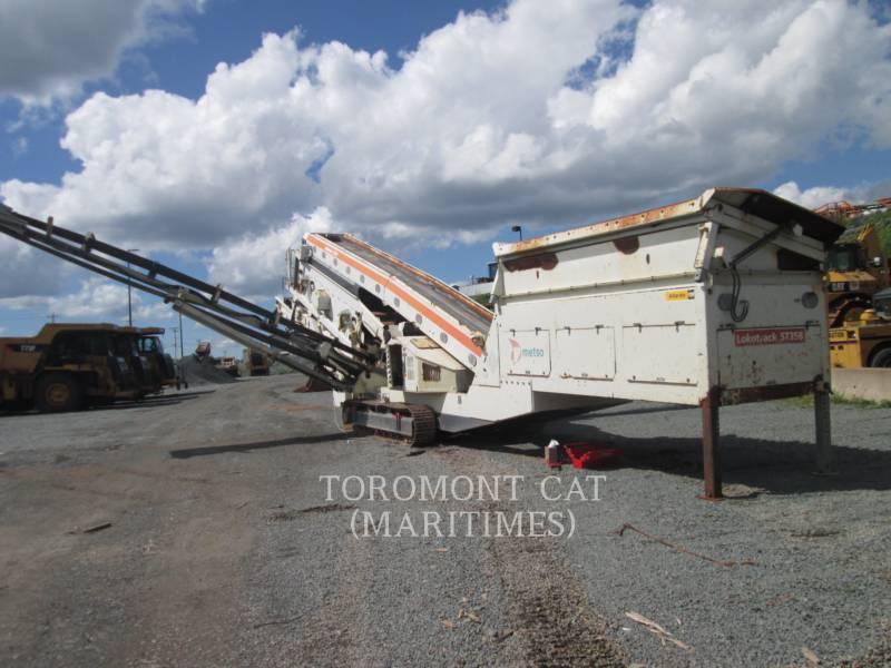 METSO SCREENS ST358 equipment  photo 7
