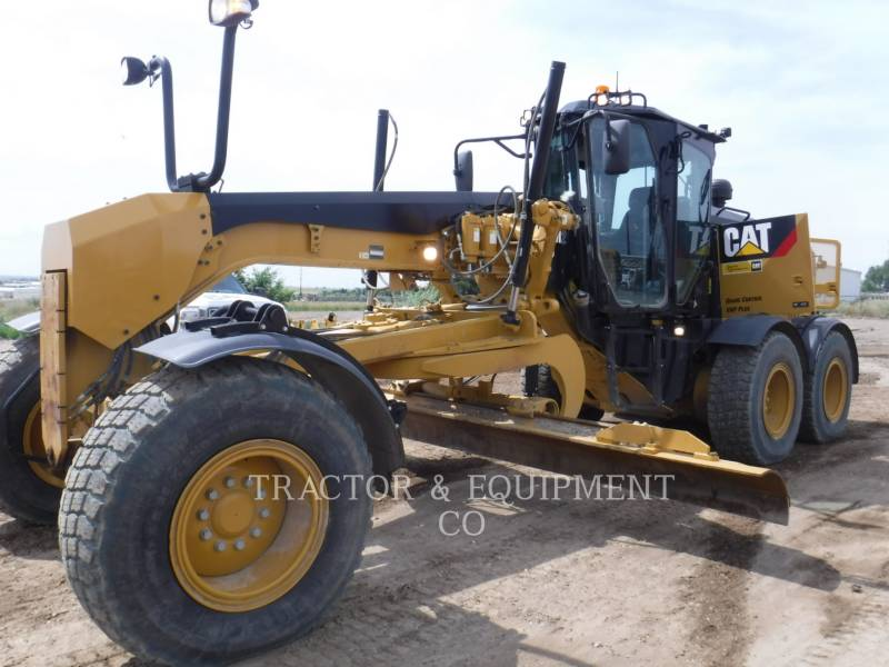 CATERPILLAR MOTONIVELADORAS 160M2 equipment  photo 1