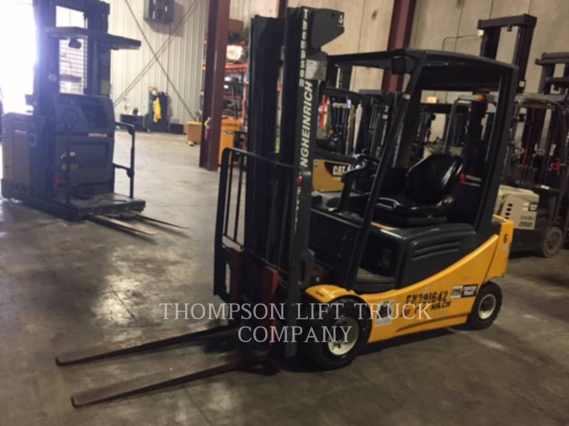 JUNGHEINRICH FORKLIFTS EFG320 equipment  photo 3