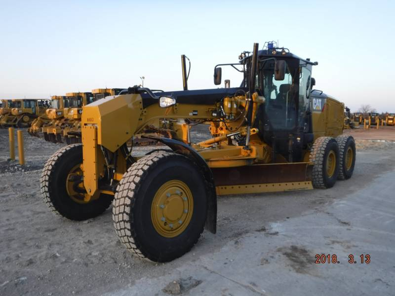 CATERPILLAR MOTONIVELADORAS 140M3AWD equipment  photo 1