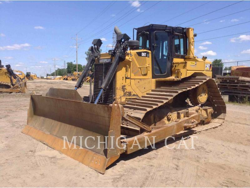 CATERPILLAR CIĄGNIKI GĄSIENICOWE D6TL CA equipment  photo 1