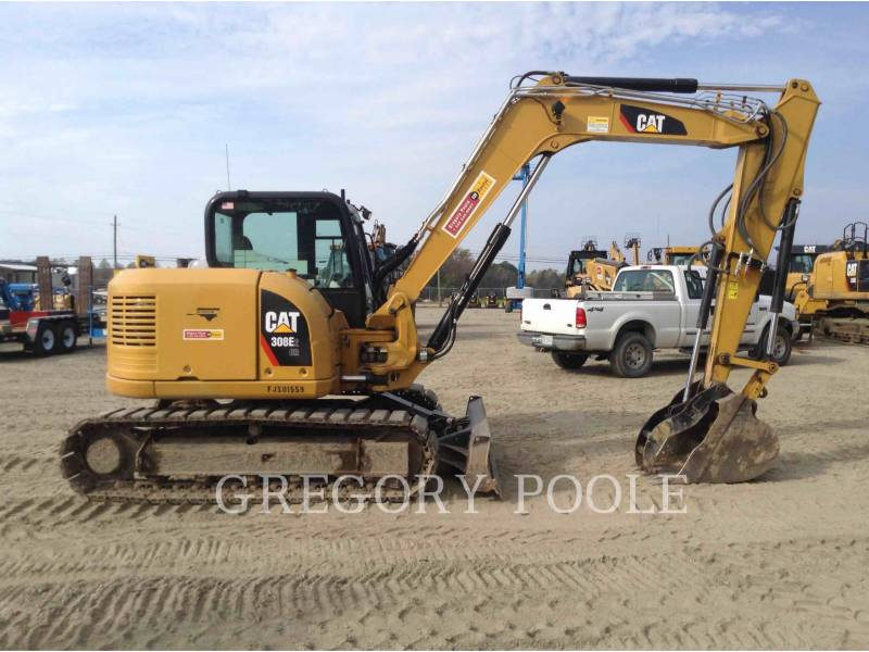 CATERPILLAR TRACK EXCAVATORS 308E2 CR equipment  photo 8