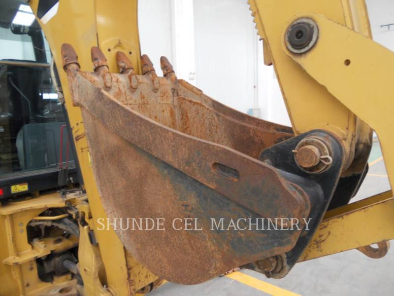 CATERPILLAR RETROEXCAVADORAS CARGADORAS 416E equipment  photo 15