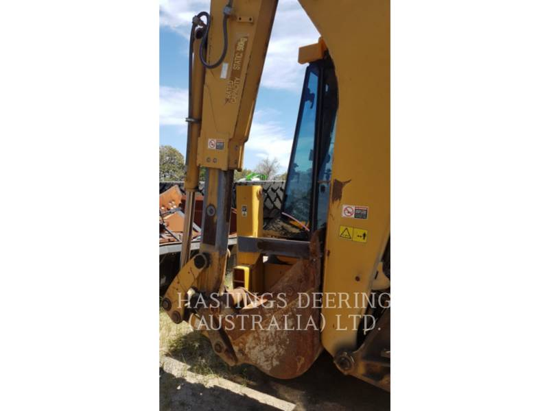 CATERPILLAR BACKHOE LOADERS 432D equipment  photo 7