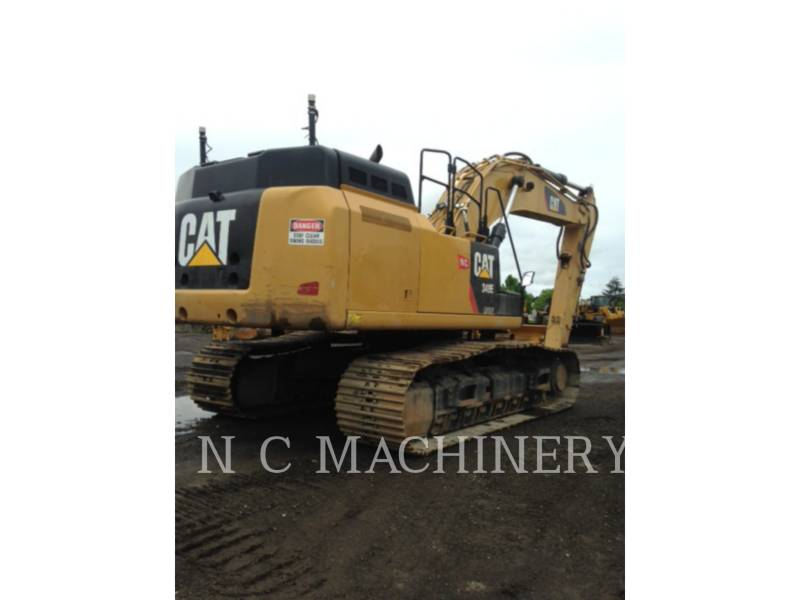 CATERPILLAR EXCAVADORAS DE CADENAS 349E L equipment  photo 3