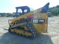 CATERPILLAR CARGADORES MULTITERRENO 299D equipment  photo 4