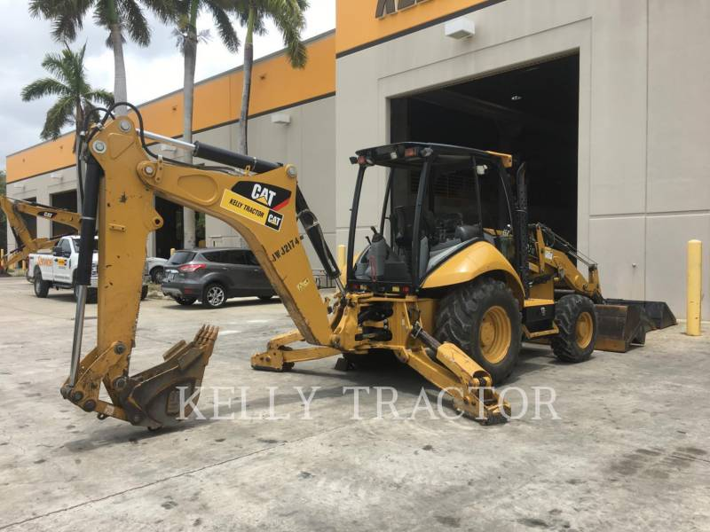 CATERPILLAR RETROESCAVADEIRAS 420FIT equipment  photo 5