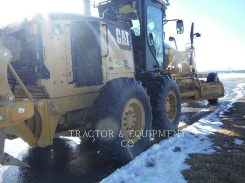 CATERPILLAR MOTORGRADER 140M equipment  photo 7