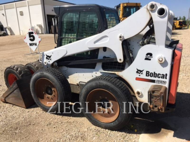 BOBCAT SKID STEER LOADERS S750 equipment  photo 7