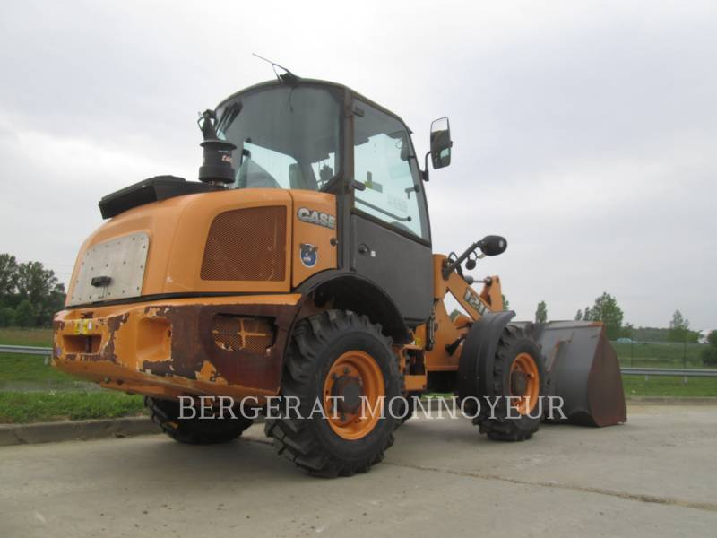 CASE WHEEL LOADERS/INTEGRATED TOOLCARRIERS 121F equipment  photo 2