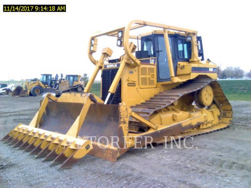 CATERPILLAR TRACK TYPE TRACTORS D6R LGP equipment  photo 1