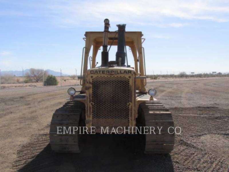 CATERPILLAR TRACK TYPE TRACTORS D5B equipment  photo 8