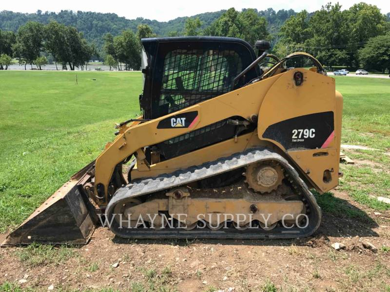 CATERPILLAR MULTI TERRAIN LOADERS 279C equipment  photo 7