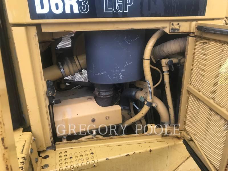 CATERPILLAR TRACTEURS SUR CHAINES D6RIIILGP equipment  photo 15