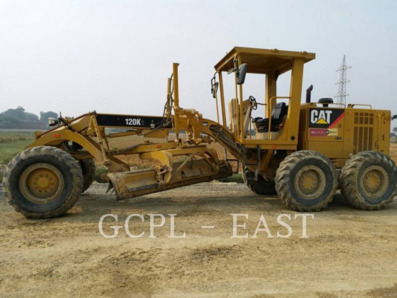 CATERPILLAR MOTONIVELADORAS PARA MINERÍA 120K2 equipment  photo 6