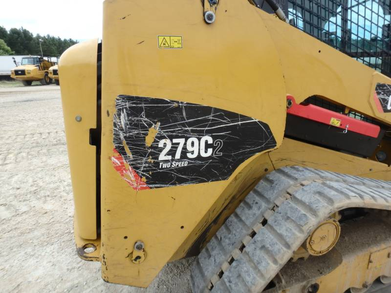 CATERPILLAR CARREGADEIRAS TODO TERRENO 279C2 equipment  photo 14