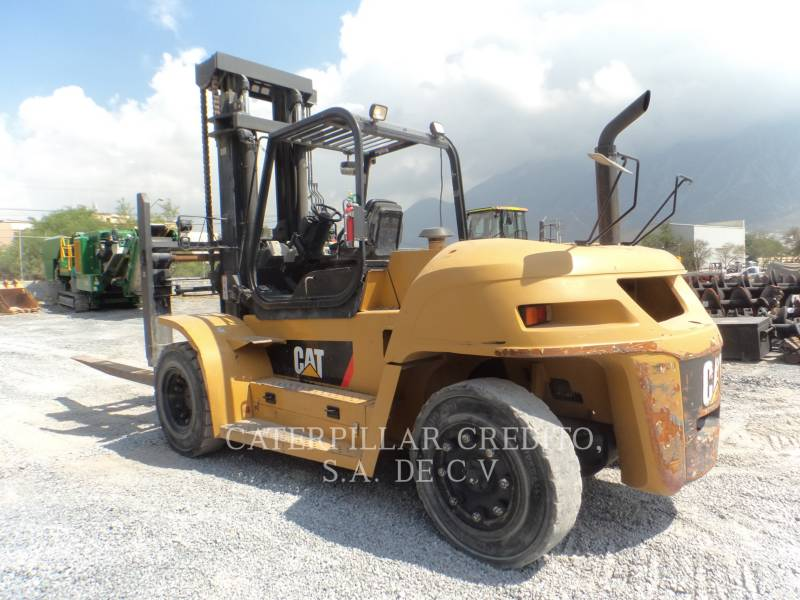 CATERPILLAR MITSUBISHI FORKLIFTS P33000 equipment  photo 4