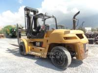 CATERPILLAR MITSUBISHI ELEVATOARE CU FURCĂ P33000 equipment  photo 4