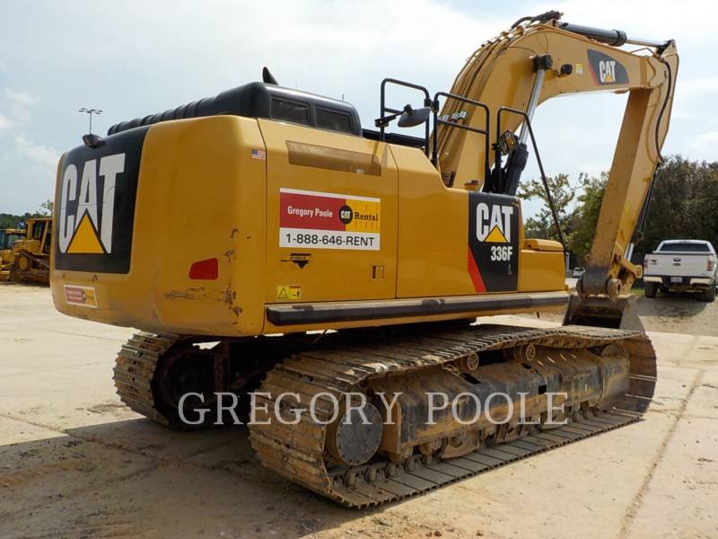 CATERPILLAR TRACK EXCAVATORS 336F equipment  photo 10