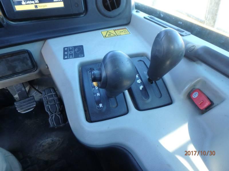 Caterpillar CAMIOANE ARTICULATE 745C equipment  photo 16