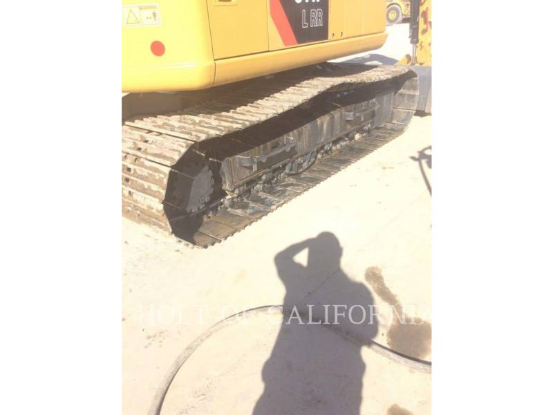 CATERPILLAR TRACK EXCAVATORS 311F RR equipment  photo 9