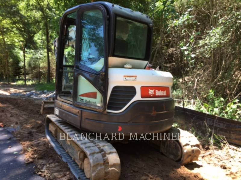 BOBCAT PELLES SUR CHAINES E60 equipment  photo 2