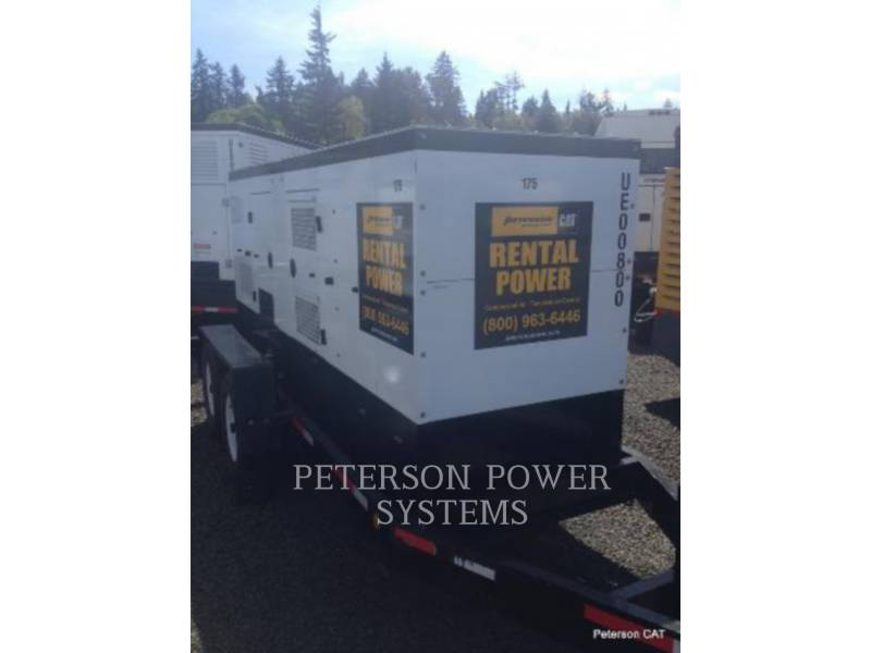 PERKINS PORTABLE GENERATOR SETS (OBS) 175RSTH equipment  photo 1