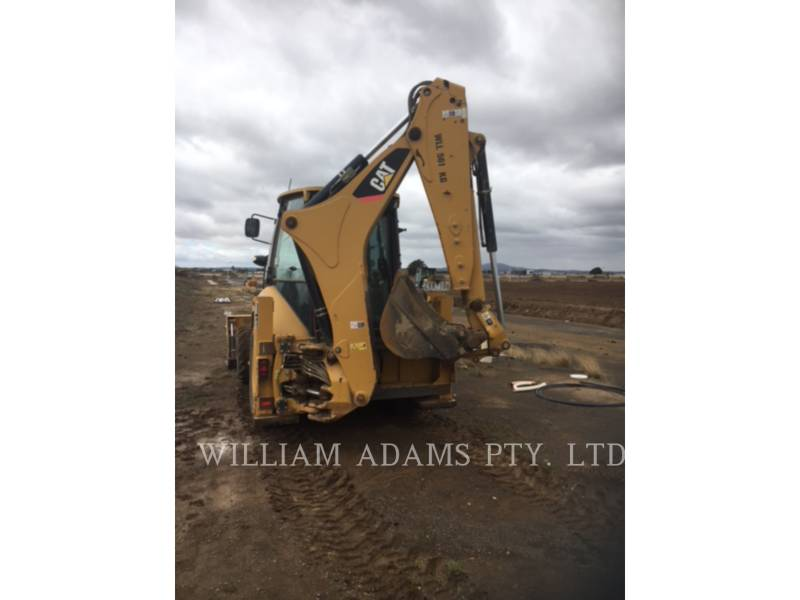 CATERPILLAR BACKHOE LOADERS 432E equipment  photo 3