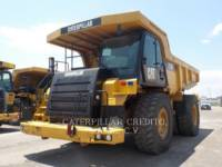 Equipment photo CATERPILLAR 773F 采矿用非公路卡车 1