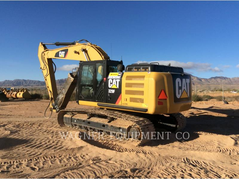 CATERPILLAR EXCAVADORAS DE CADENAS 329FL HCIR equipment  photo 3