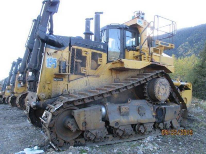 CATERPILLAR TRACTORES DE CADENAS D11T equipment  photo 1