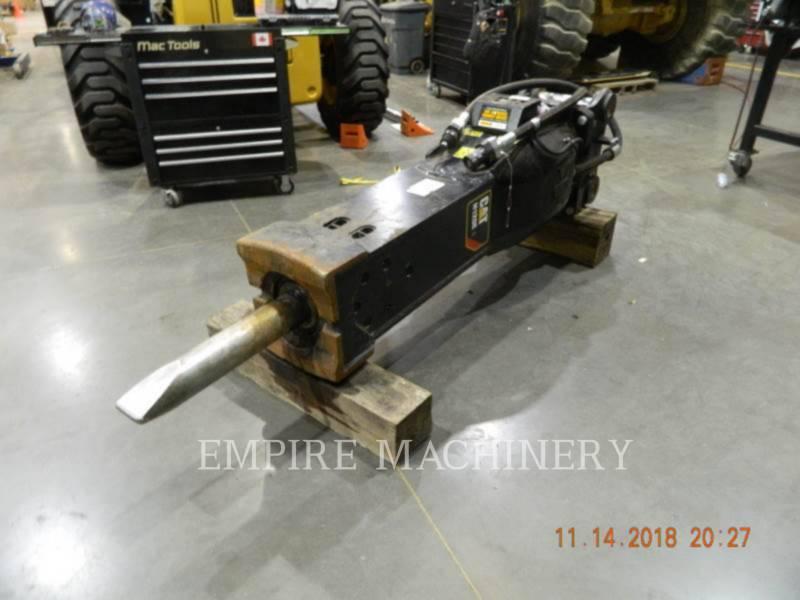 CATERPILLAR  HAMMER H120ES equipment  photo 4