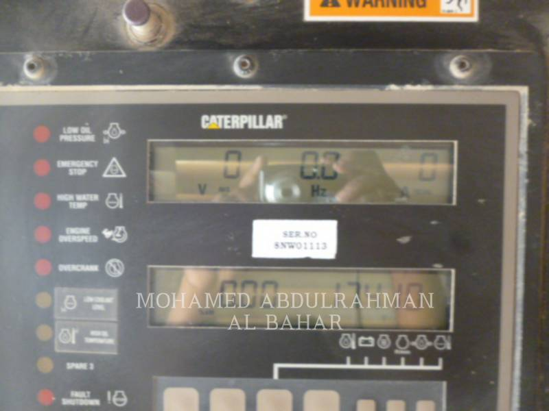 CATERPILLAR MODULES D'ALIMENTATION 3516 equipment  photo 3