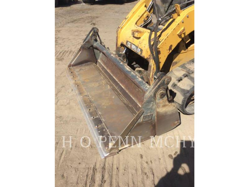 CATERPILLAR CHARGEURS TOUT TERRAIN 299 C equipment  photo 7