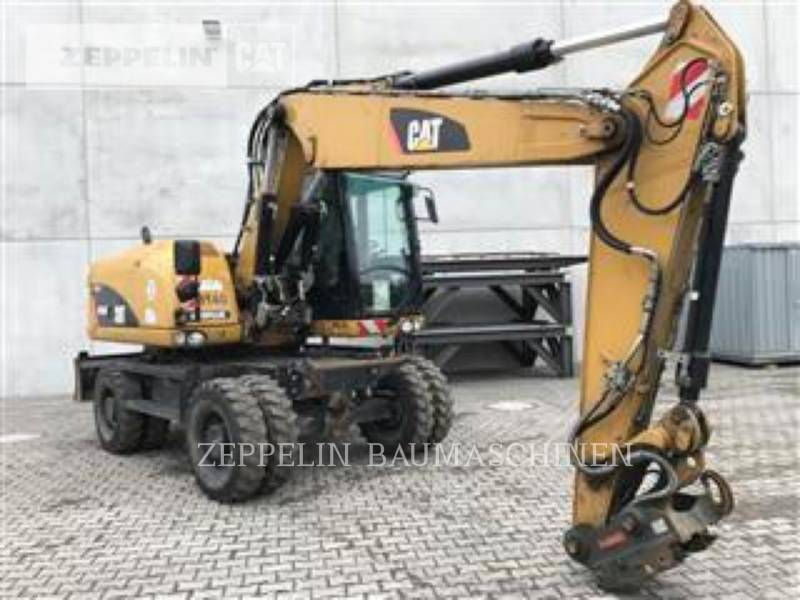CATERPILLAR ホイール油圧ショベル M316D equipment  photo 2