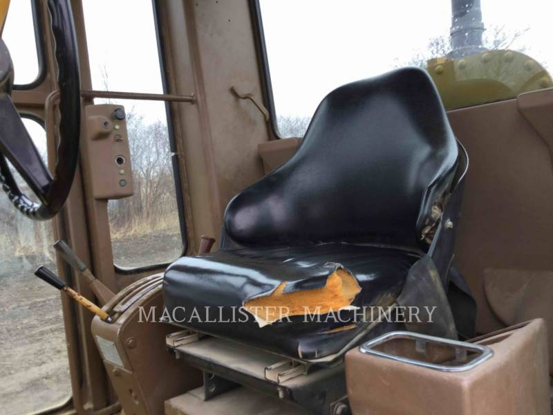 CATERPILLAR MOTORGRADER 120G equipment  photo 19