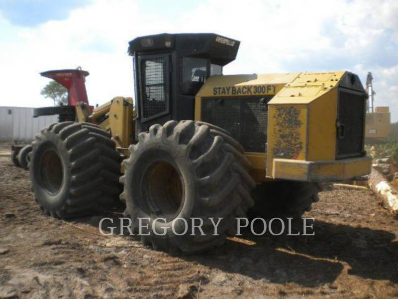 CATERPILLAR FORESTRY - FELLER BUNCHERS - WHEEL 573 equipment  photo 12