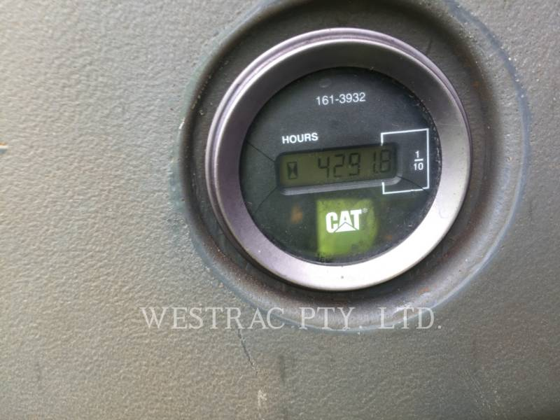 CATERPILLAR TERNE 428D equipment  photo 10