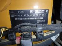 CATERPILLAR MINICARGADORAS 236D H2CB equipment  photo 2