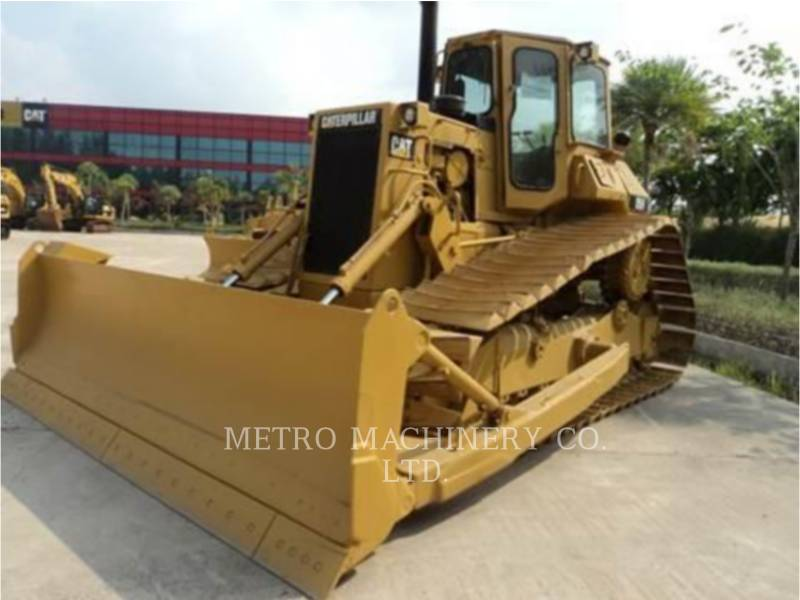 CATERPILLAR TRACTORES DE CADENAS D5HLGP equipment  photo 1