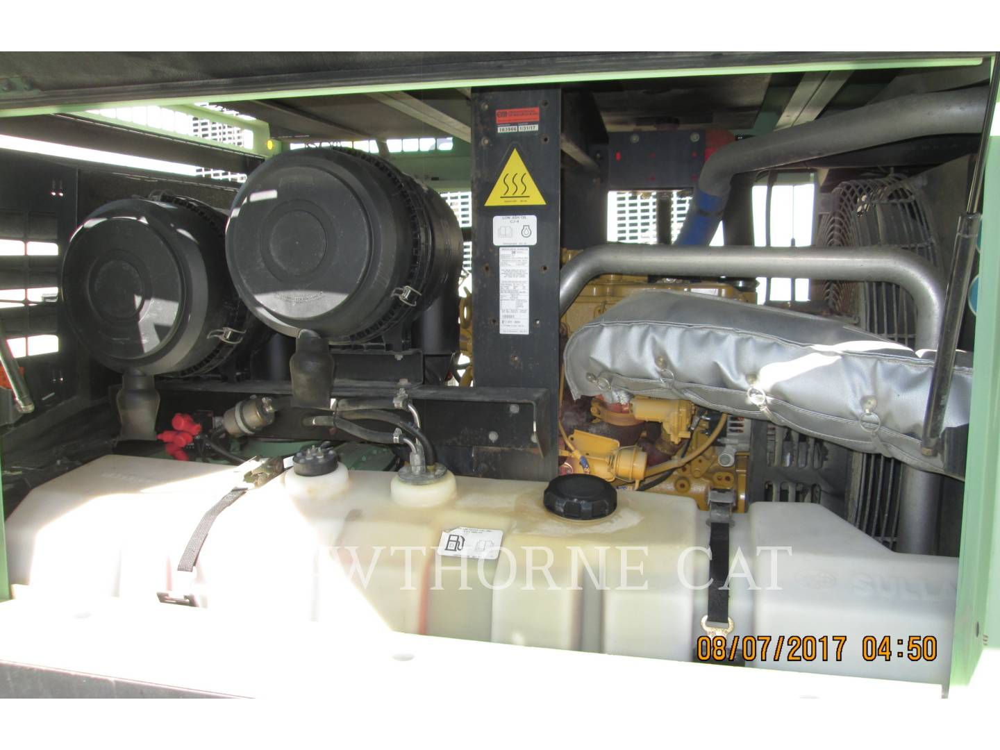 Detail photo of 2013 Sullair 375CHH/AF/DPQ/CA4 from Construction Equipment Guide
