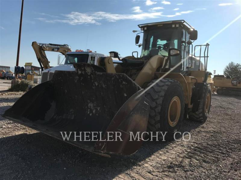 CATERPILLAR WHEEL LOADERS/INTEGRATED TOOLCARRIERS 950K QC 3V equipment  photo 2