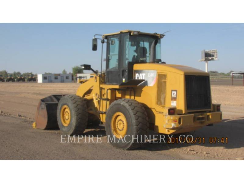 CATERPILLAR CARGADORES DE RUEDAS 938H CU equipment  photo 18