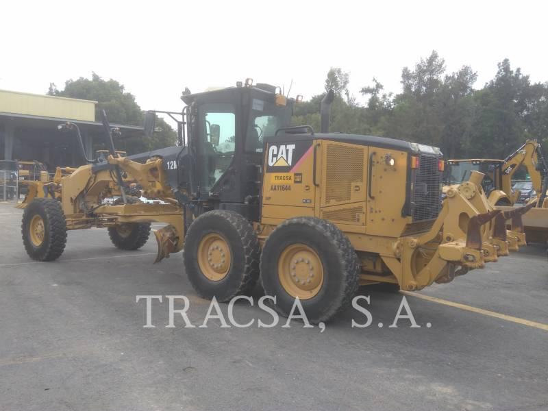 Caterpillar AUTOGREDERE 12M equipment  photo 4