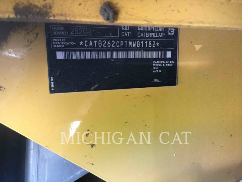 CATERPILLAR SKID STEER LOADERS 262C2 A2RQ equipment  photo 24