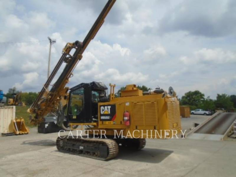 CATERPILLAR DRILLS MD5050 equipment  photo 3