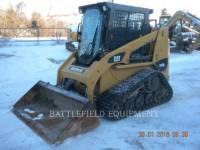 Equipment photo CATERPILLAR 247 B SERIES 3 DELTALADER 1