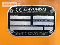 HYUNDAI CARGADORES DE RUEDAS HL760-9 equipment  photo 2