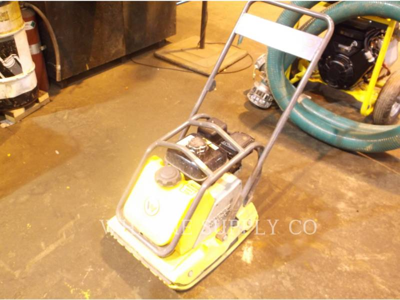 WACKER CORPORATION VERDICHTER WP1550AW equipment  photo 4