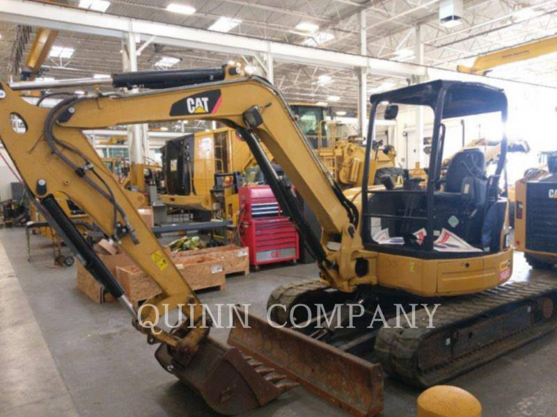CATERPILLAR TRACK EXCAVATORS 305E CR equipment  photo 1